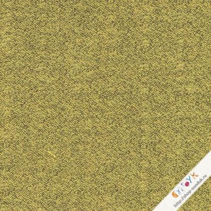 SHETLAND FLANNEL [SRKF-13937-141 SAFFRON]