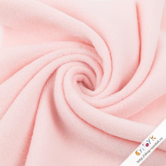 Флис бледно-розовый [FG-001-152]