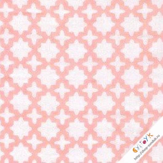 Little Prints Double Gauze [SRK-16198-10 PINK]