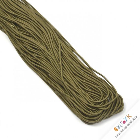 Шляпная резинка 1,5мм [2131-328]