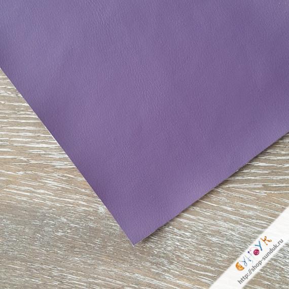 Экокожа 0,85мм фиолетовый [6219]