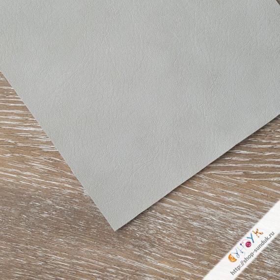 Экокожа 1мм теплый серый [6876]