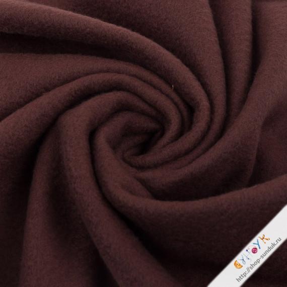 Флис коричневый [FG-001-492]