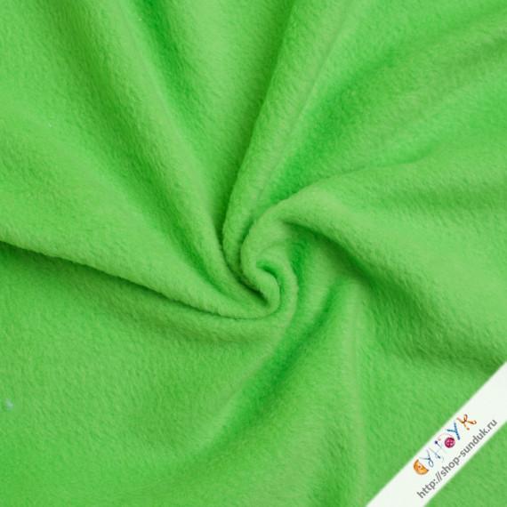 Флис ярко-зеленый [FG-001-203]